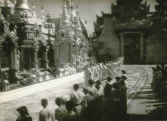 Biruma no tategoto (La Harpe de Birmanie)