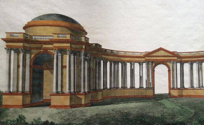 Anthony Walker (1726-1765) « sculp »