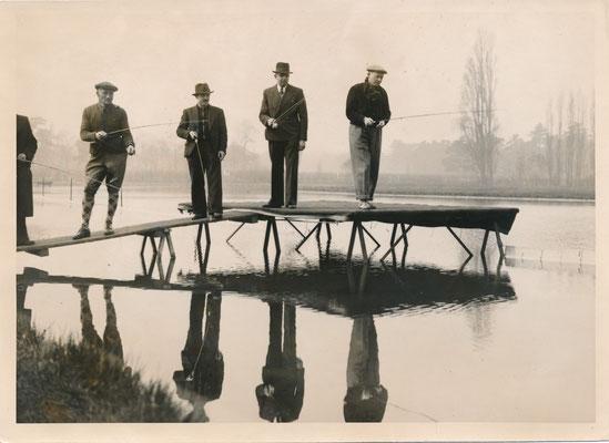 ouverture de la pêche, 1941