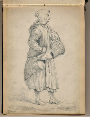 Charles Le Corbeiller dessin
