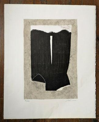 Giuseppe Santomaso lithographie