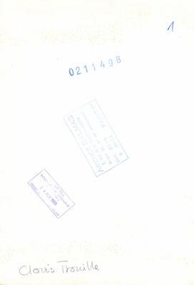 Clovis Trouille achat vente photo photographie vintage CD Galerie