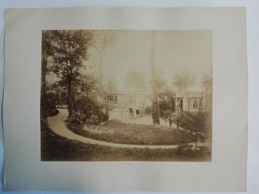 Durandelle photographe scène d'un parc