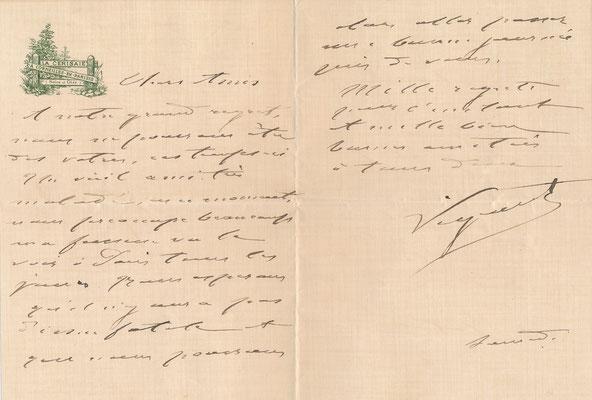 Arsène Vigeant Napoloéon escrime