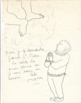 René LALIQUE (1860-1945), maître verrier, joaillier, bijoutier lettre autographe signée