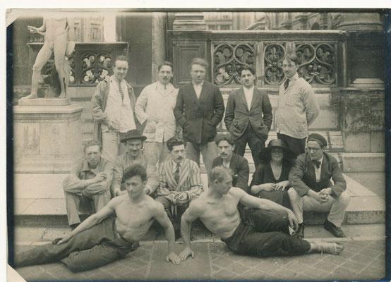 Grand Prix de Rome de sculptures, 1924