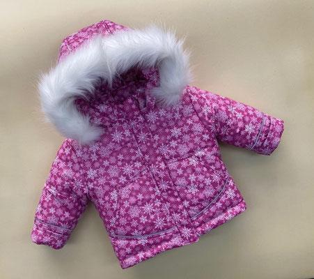 костюм зимний. размеры: 24/74-80. ткань Dewspo. Арт.1250