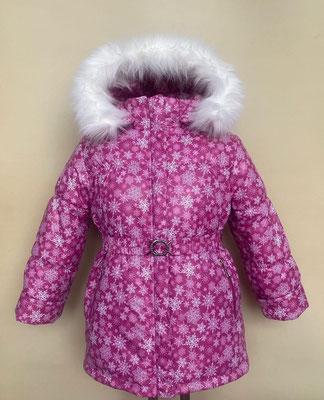 куртка зимняя. размеры:  28/98-104; 32/122-128. ткань арт.1250. Dewspo