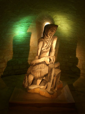 La Pieta de Zadkine aux Arques