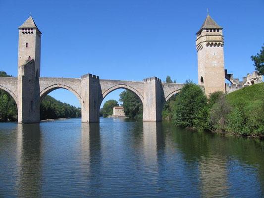 Le pont Valentré Cahors