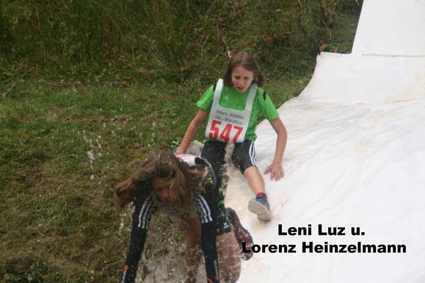 Leni Luz und Lorenz Heinzelmann