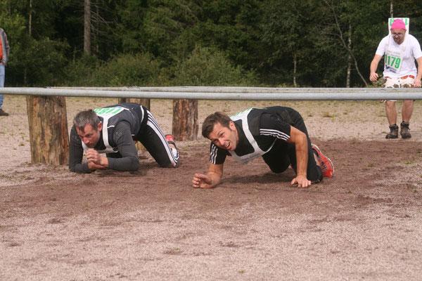 ...Tino Uhlig und Rainer Pfrommer
