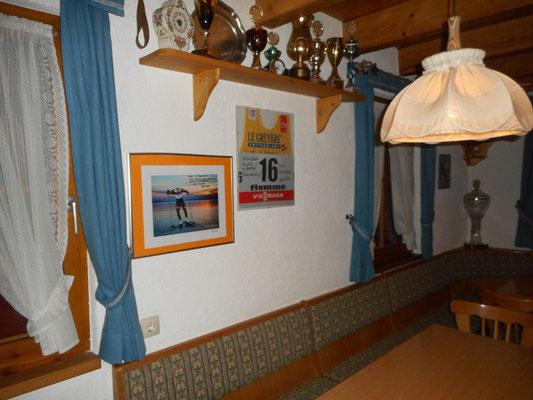 """Unsere Skihütte """"der Treff"""""""
