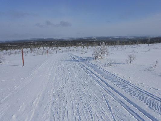 Saariselkä, Finnland
