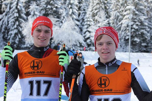 David & Johannes
