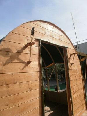 Tente Longue Maison - Tentes