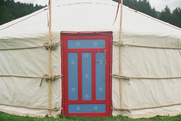 Décor Yourte - Tentes nomades