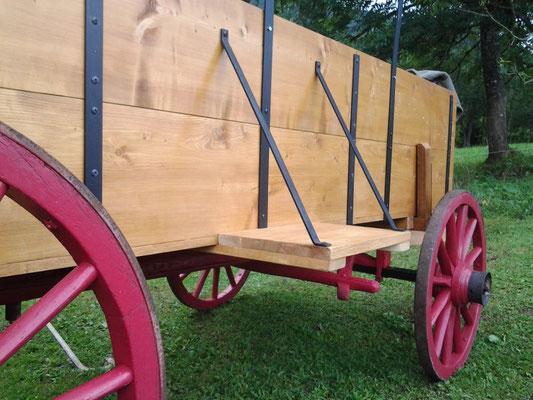 Décor Chariot Western - Chuck Wagon - Tentes Western
