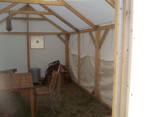 Décor Tente Comptoir des Montagnes - Tentes Western