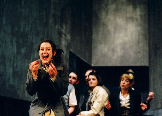 Anne Frank, Mecklenburgisches Landestheater Parchim, Kathrin Brunner