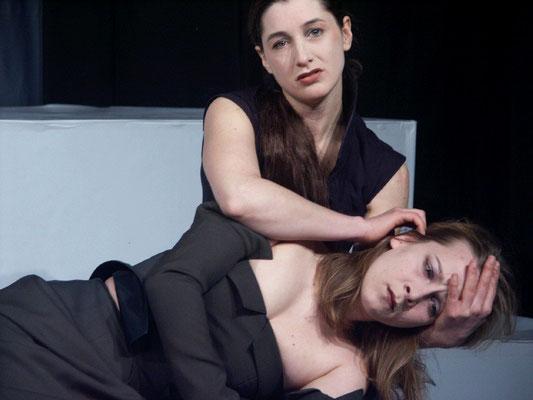 Antigone, Mecklenburgisches Landestheater Parchim, Kathrin Brunner