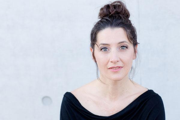 Kathrin Brunner, Schauspielerin, Fotos: Sarah Nopper, 2017
