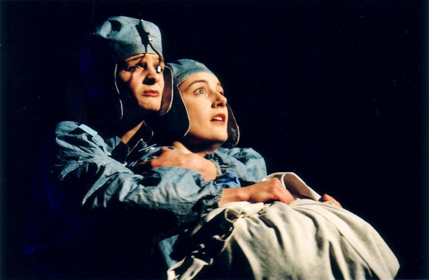 Prometheus, Mecklenburgisches Landestheater Parchim, Kathrin Brunner