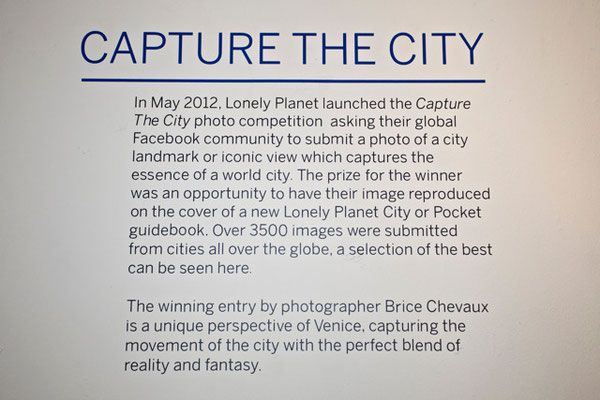 About Capture The City