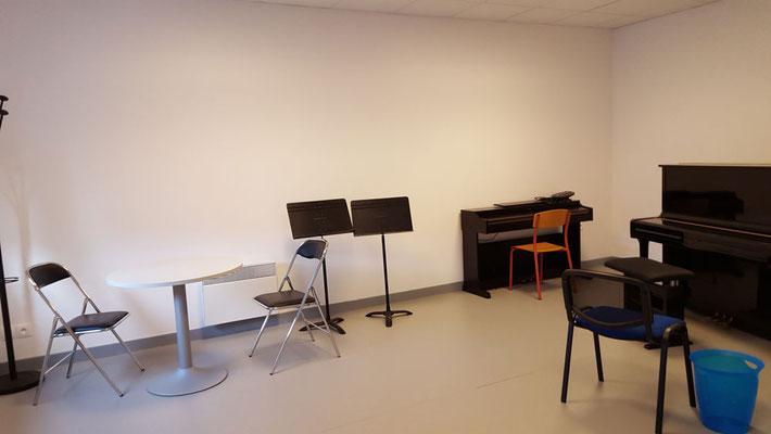 Salle Maurice Ravel