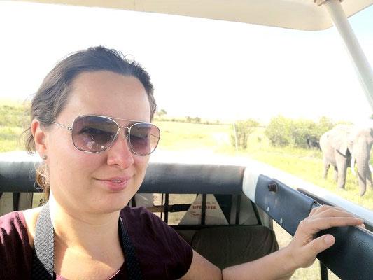 Go'n joy Africa unterwegs auf einer Kenia Safari