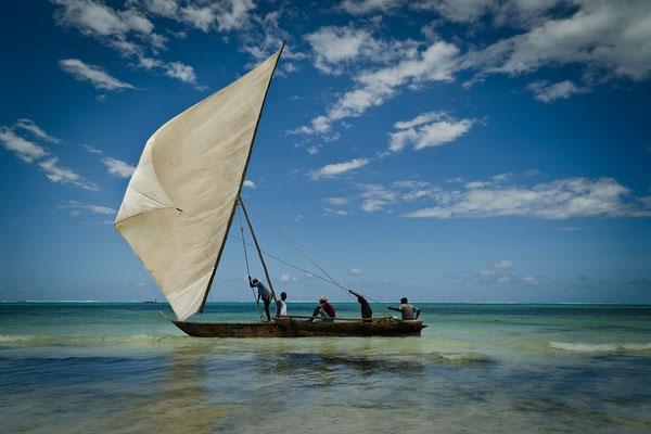 Bootstour auf Sansibar