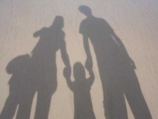 Familienreise durch Afrika