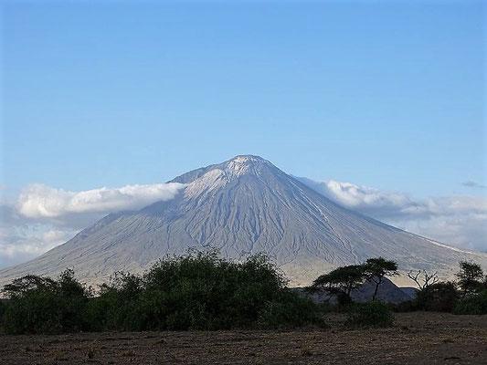Ol Doinyo Lengai, Tansania Safari