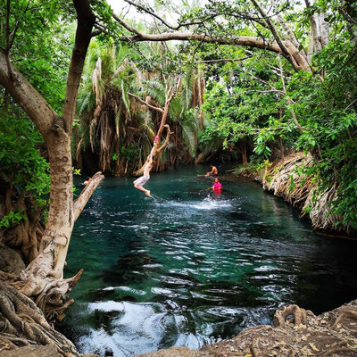 Kikuletwa Springs