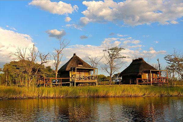 Chobe River Botswana Namibia Safari
