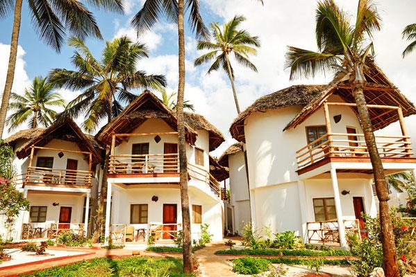Villa Kiva, Sansibar Reise