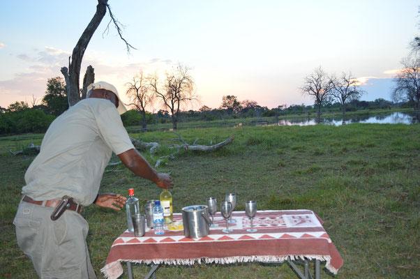 Sundowner Khwai Tented Camp