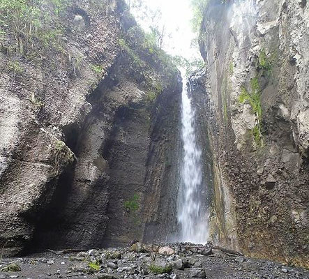 Tulusia Wasserfall