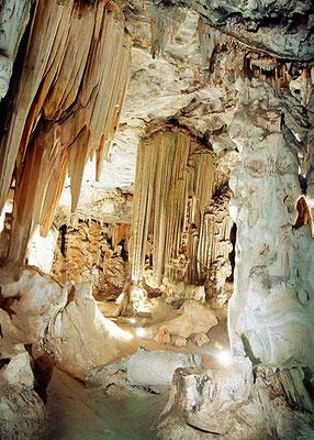 Cango Caves innen Südafrika Reise