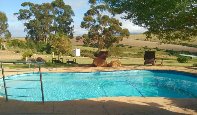 Skeiding Guest Farm, Südafrika Reise