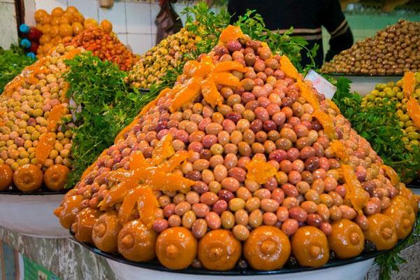 Orangen auf Marokko Privatreise