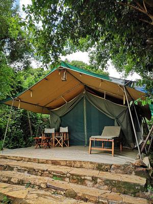 Ilkeliani Camp