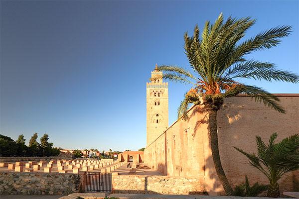 Koutoubia-Moschee, Marrakesch