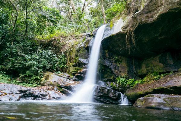 Sanje Falls Udzungwa