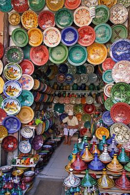 Keramik Marokko Privatreise