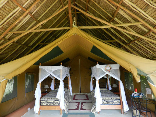 Flamingo Hill Tented Camp (Copyright)