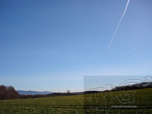 Spaziergang im Eschenhahner Feld