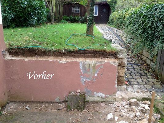 Gartenpflege Franke - Ihr Landschaftsgaertner für Natursteinmauern in Nidda, Hungen, Lich, Buedingen, Bad Vilbel, Butzbach, Altenstadt, Bad Vilbel und Wölfersheim