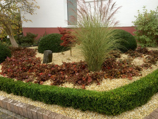 Gartenpflege Franke - Ihr Landschaftsgaertner für Stein- und Kieswege und Steingarten in Nidda, Hungen, Lich, Buedingen, Bad Vilbel, Butzbach, Altenstadt, Bad Vilbel und Wölfersheim