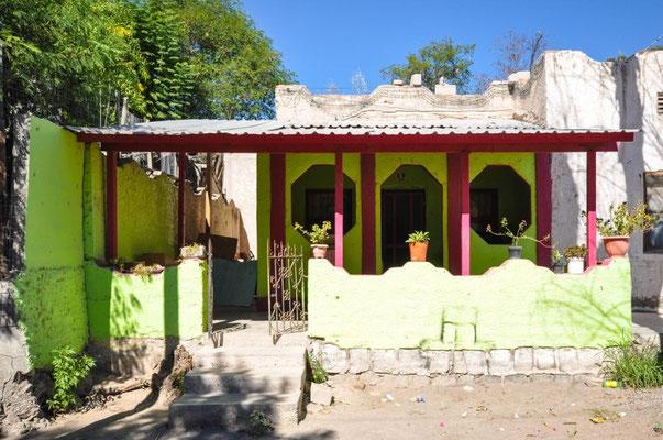 Das perfekte Haus für Green and Pinky...